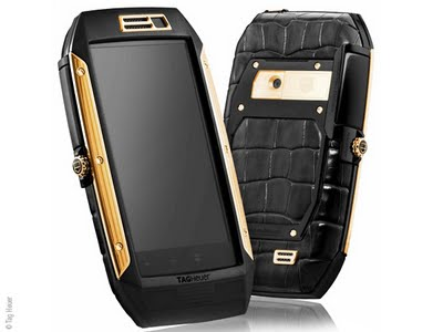6ce4b504f45615961fc19d762f421819 - Tag Heuer Link : Smartphone Android de Luxe - Video, Suisse, Mobiles, Luxe