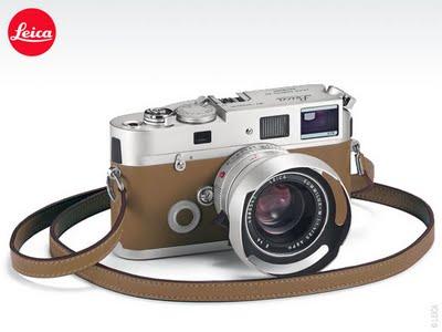 , Leica M7 Edition Hermes : Série Limitée Noël 2009