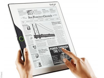 , Hearst Skiff Reader : Tablette Numerique Souple