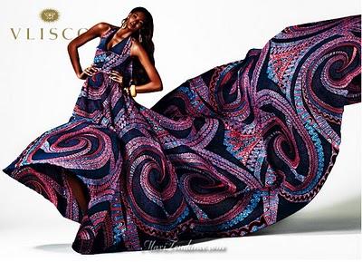 tissu africain vlisco