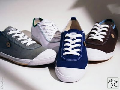 , Faguo Shoes : Des Tennis pour la Nature