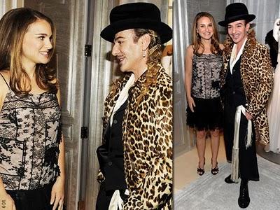 , Natalie Portman : Une Miss Dior Cherie Romantique