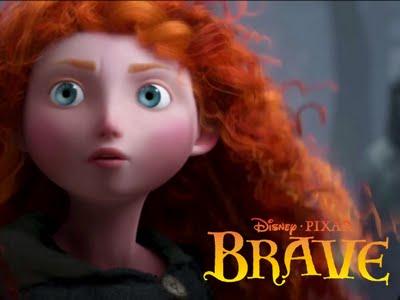 , Pixar Brave (Rebelle) : Nouveau Film d'Animation
