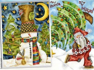 7d19fe119c26da20e978a8343b4cbef8 Studio Petite : Authentiques Cartes de Noel et de Voeux