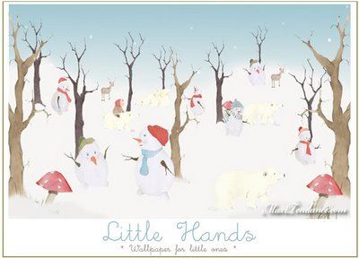 7da2d7dbb3974b359c21df635e6dd883 - Little Hands Papiers Peints : Au Pays Des Enfants