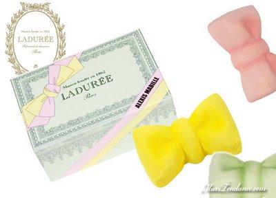 , Laduree & Alexis Mabille : Nœuds Gourmands
