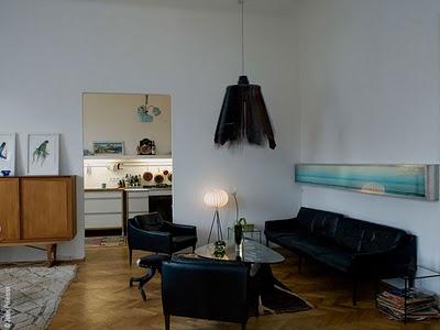 , Autriche : Maison d'Artiste au commissariat