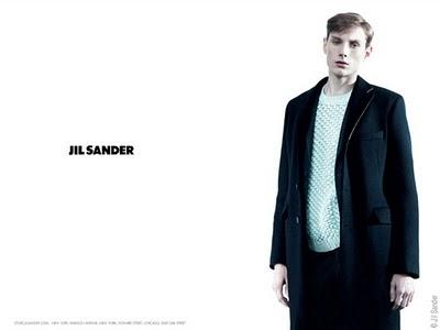 , Jil Sander Hiver 2010 2011 Campagne