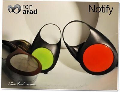 881ab090aabdec5e3b0c168545aff5bf Ron Arad x Notify : Sacs Design et Fashion