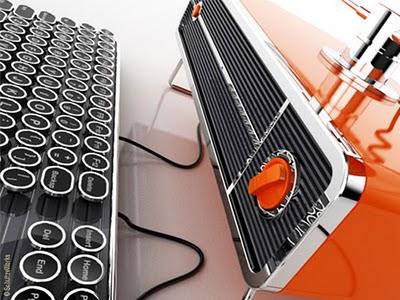 , PC Retro Philco : Un Design Neo Retro