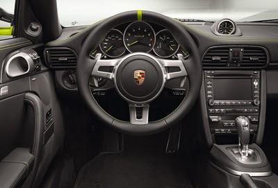 , Porsche 911 Turbo S Edition 918 Spyder 2011