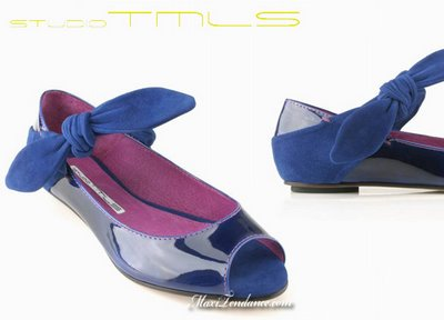 , Studio TMLS : Collection de Chaussures Ete 2008