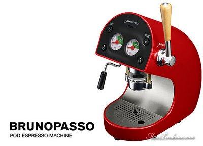 , Brunopasso, le Bolide du Cafe Expresso (video)