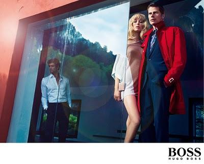 , Hugo Boss Printemps Ete 2011 Campagne