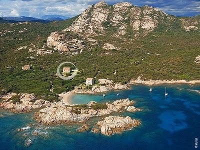 , Golfe de Murtoli Corse : Luxueuse Villégiature