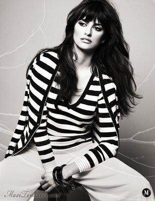 , Penelope Cruz x Mango : Collection Eté 2009 en Images