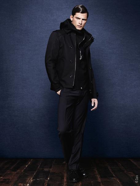 a16ea98bf13fca9754342ca1a9a00c6c Zara Homme Hiver 2011 2012 Campagne