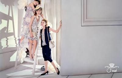 , O2nd Ete 2011 : Campagne Feerique par Tim Walker
