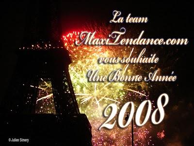 , *** Bonne Année 2008 ***