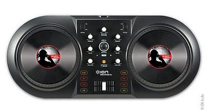 , ION Discover DJ : Double Platine DJ pour Ordinateur