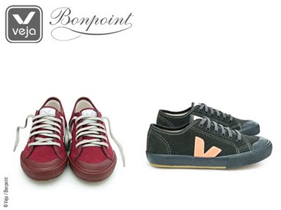 abf3356223fbd85d9c2b4cd39abe878f - Veja x Bonpoint : Baskets Ecolo pour la Rentree