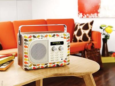 af718dc911bdef68aebffedff89badab Evoke Mio par Orla Kiely : Une Radio Ecolo