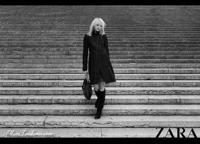 b643507035945843714b1528e6d3ddf8 - Sasha Pivovarova chez Zara Cet Hiver 2009