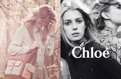, Chloe Hiver 2011 2012 Campagne