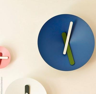 , Horloge Bouton Mozia Diamantini & Domeniconi