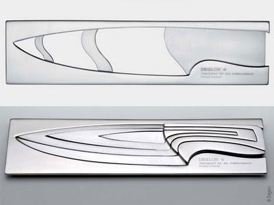 , Deglon Meeting : Couteaux Gigogne Design