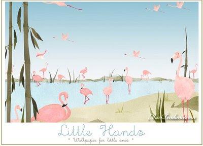 b7e6a47f769d7f9e3551ae33d3efc35e - Little Hands Papiers Peints : Au Pays Des Enfants