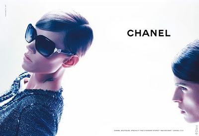 Lunettes Chanel Femme Ete 2010 Pub - lunettespascher 7f72251d9aa1