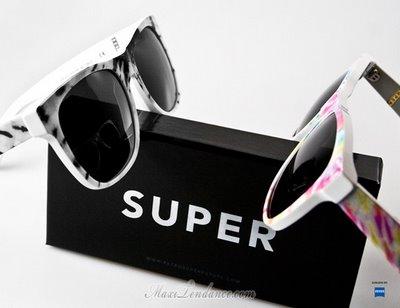c4490df0cc1dd2d7c2ec7b0c3fa3c80d SUPER Sunglasses : Lunettes de Soleil Eté 2009