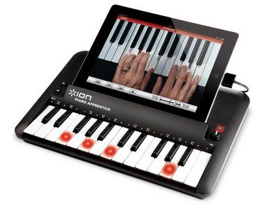 , Piano Apprentice iPad : Un Clavier pour Apprendre le Piano