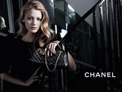 , Campagne Chanel Mademoiselle Blake Lively