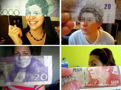 , Money Shots : Portraits en Billets