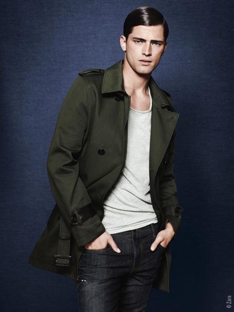 ca421c4487e40a627ba4351990996f9d Zara Homme Hiver 2011 2012 Campagne