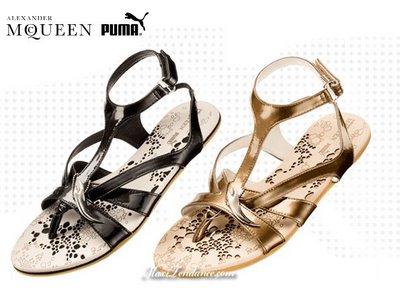 Chaussures Alexander Mcqueen