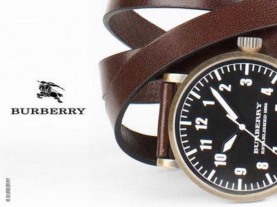 Bracelet burberry montre femme