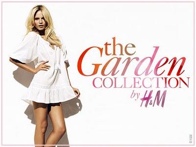 , H&M Bio : The Garden Collection Printemps 2010