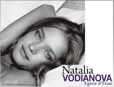 de18de76351a4008164624bbf97008a4 - Natalia Vodianova x Etam : Nouvelle Egerie Eté 2009