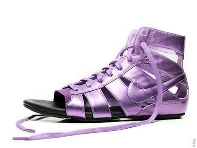, Nike WMNS Gladiateurs par Nancy Wu