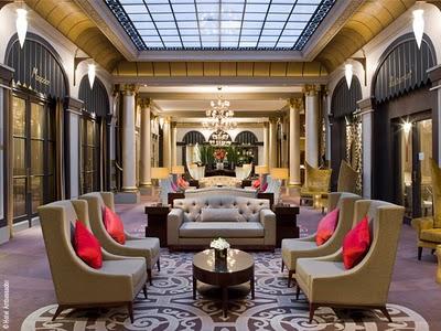 e64aade852245752d40fcbd9423112ab - Hotel Ambassador Paris Opera par Paul Bevis