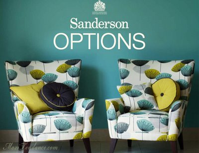 "e694ec55d373373b3d3c205a8b17d9f7 Sanderson : Collection de Tissus Pissenlits ""Options 10"""