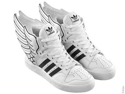 e7ef98f335139c7c67fb46f03b31561c - Adidas Jeremy Scott Wings 2.0 : Baskets Ailées