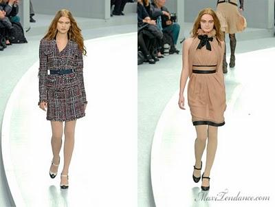 Chanel   Vidéo Défilé de Mode Hiver 2008-2009 - MaxiTendance efd0aafd194