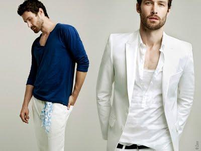 , Zara Homme Ete 2011 : Lookbook Mai