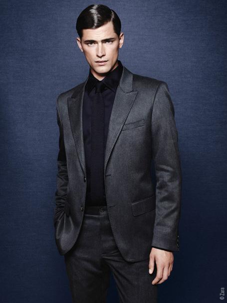 f38e3edd174a6a0c643806e80eb940cb Zara Homme Hiver 2011 2012 Campagne