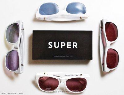 f6473e71bd2d8573acd79518547a5ac3 SUPER Sunglasses : Lunettes de Soleil Eté 2009