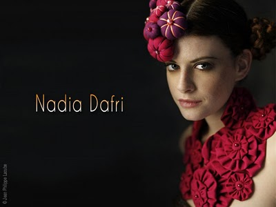 , Nadia Dafri Bijoux de Tissus Ethniques Chics